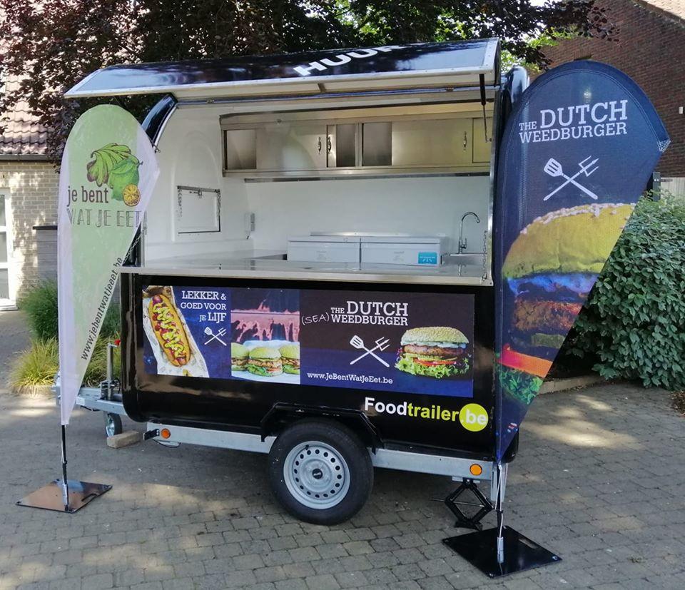 Foodtrailer be horeca belgie online horeca beurs leverancier