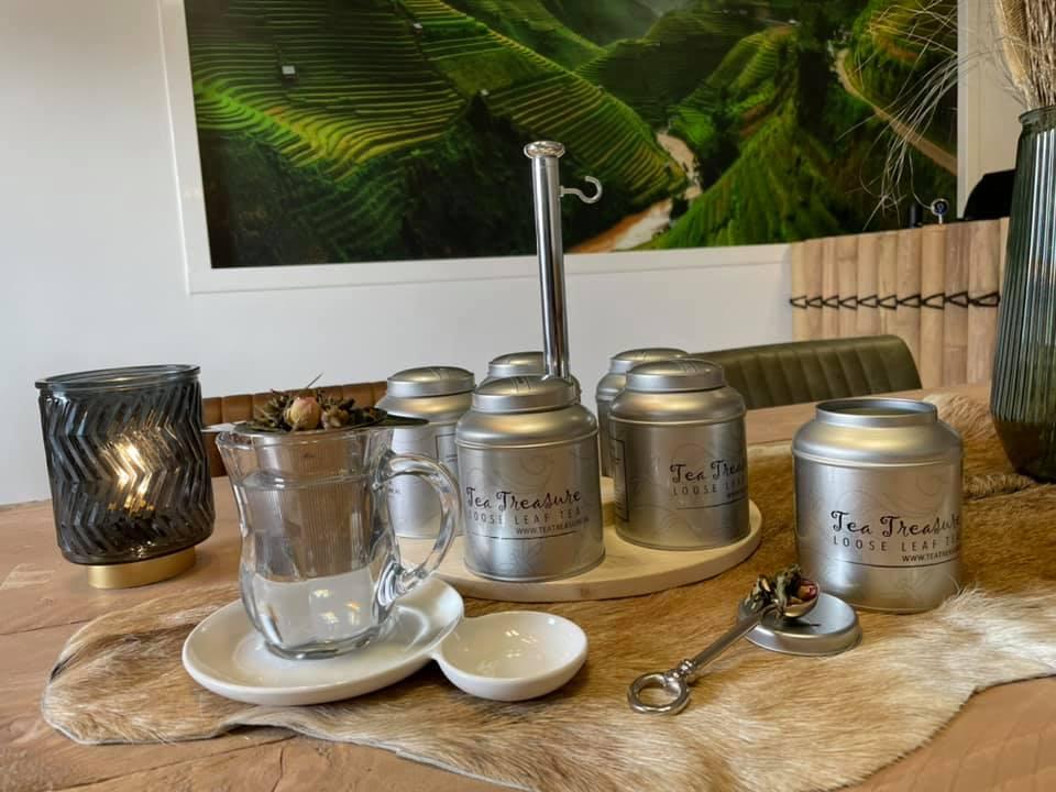 Tea Treasure Loose Leaf Tea